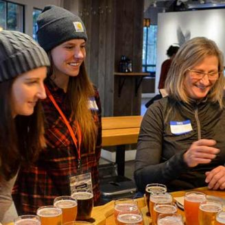 Craft Crawl - Knowledgable Tour Guides