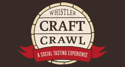 World Crawl Launches: Whistler Craft Crawl